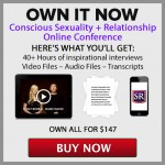 Online Conscious Sexuality and Relationship Conference