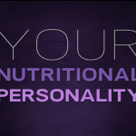 your nutritional personality
