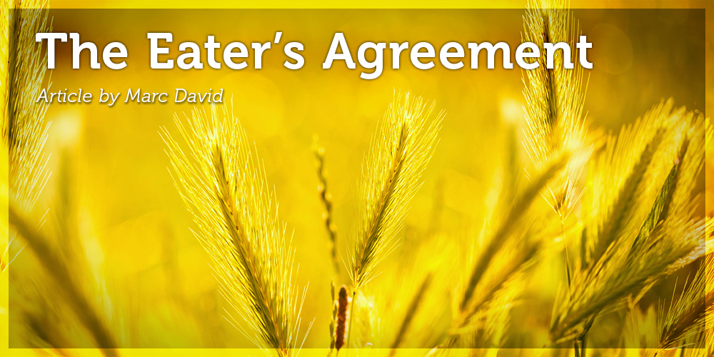The Eaters Agreement, eating habits