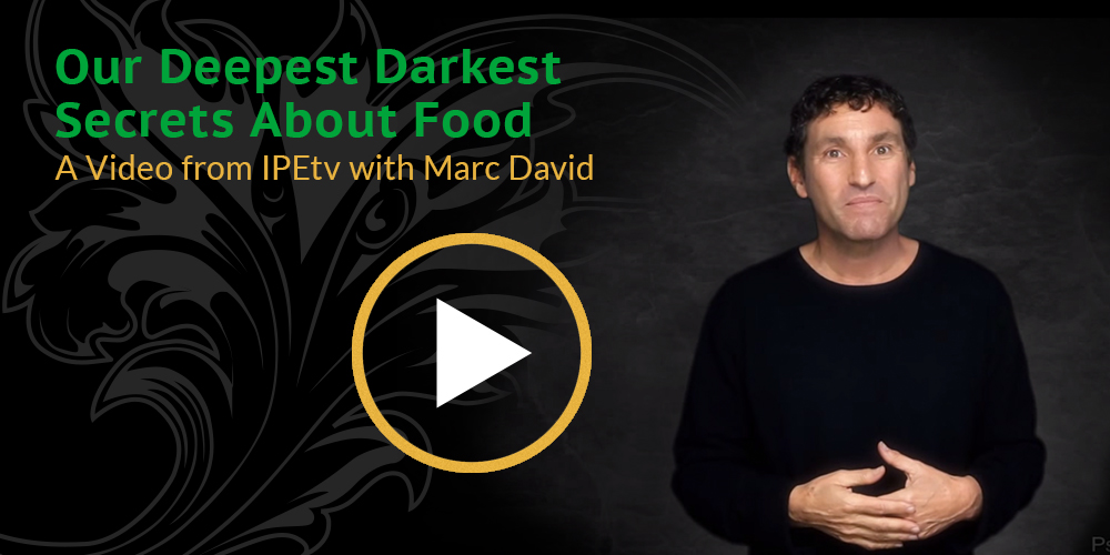 Our Deepest Darkest Secrets About Food