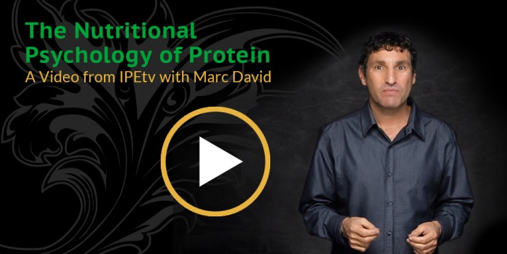 The Nutritional Psychology of Protein