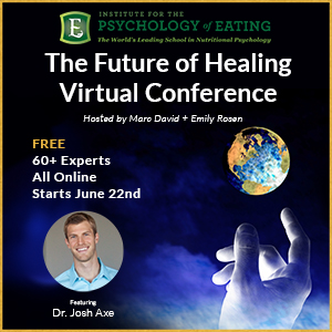 Future of Healing Dr. Josh Axe