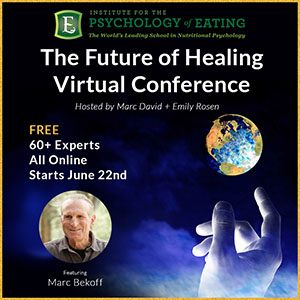 Future of Healing Marc Bekoff