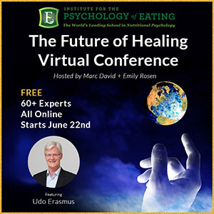 Future of Healing Udo Erasmus