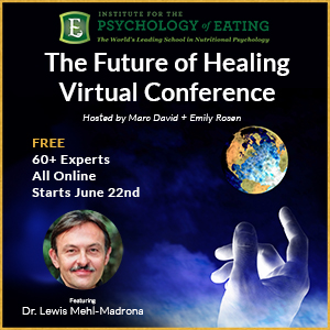 Future of Healing Lewis Mehl-Madrona