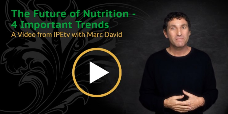 The Future of Nutrition - 4 Important Trends