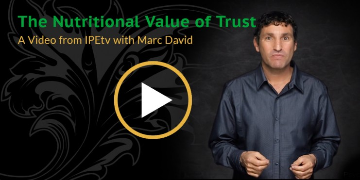 The Nutritional Value of Trust