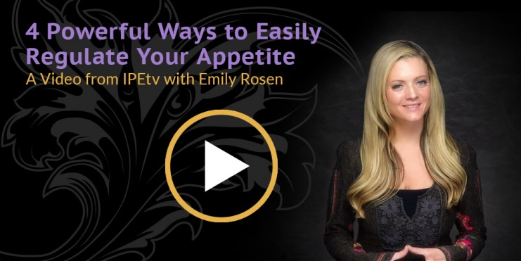 4 Powerful Ways to Easily Regulate Your Appetite