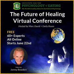 Future of Healing Jonny Bowden