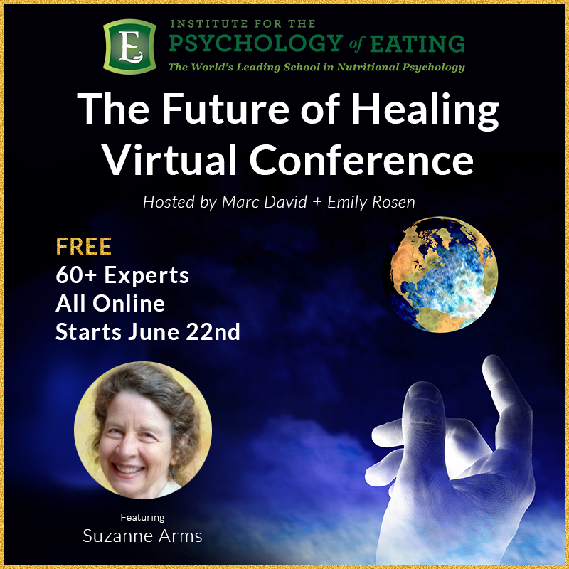 Future of Healing Suzanne Arms