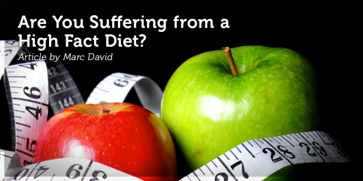 Are You Suffering from a High Fact Diet_