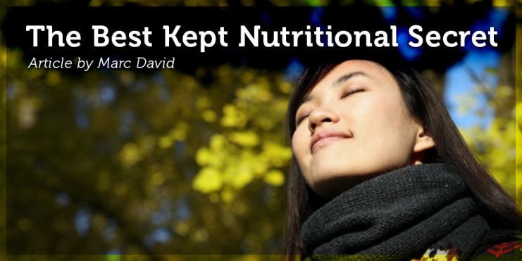 The Best Kept Nutritional Secret