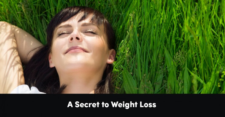 a-secret-to-weight-loss