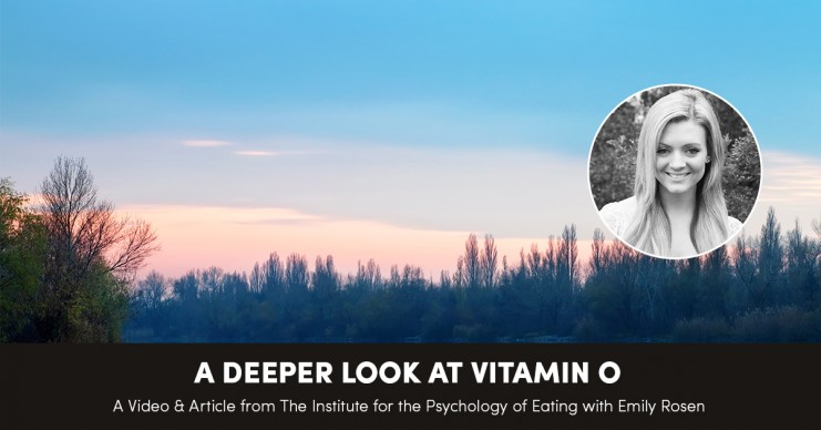 A Deeper Look at Vitamin O