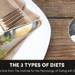 The 3 Types of Diet