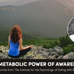 The Metabolic Power of Awareness