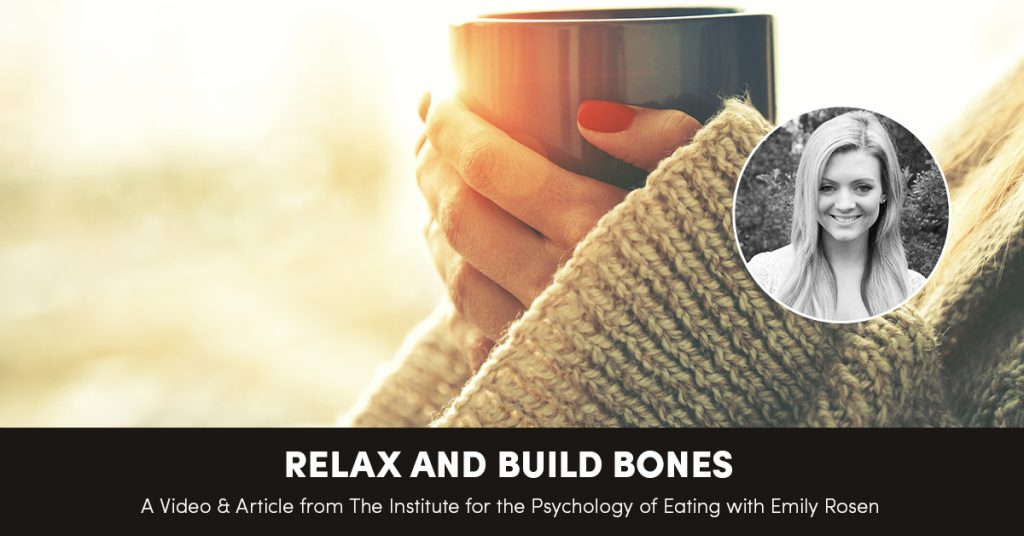 Relax and Build Bones