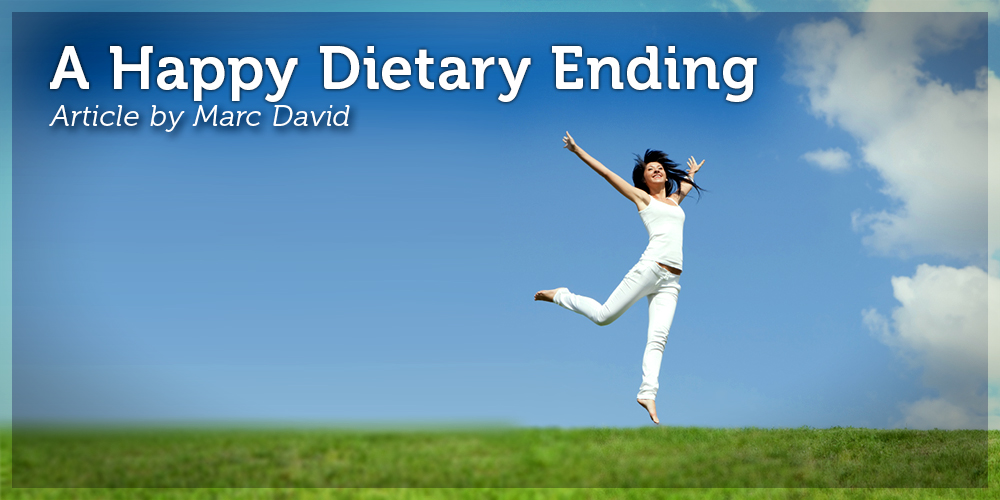 A Happy Dietary Ending