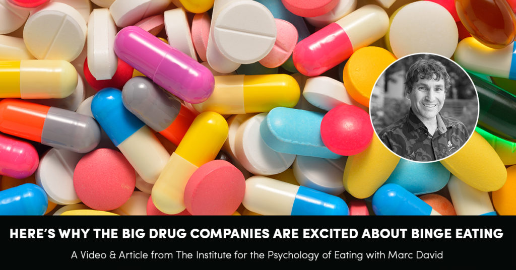 Here's Why the Big Drug Companies Are Excited About Binge Eating