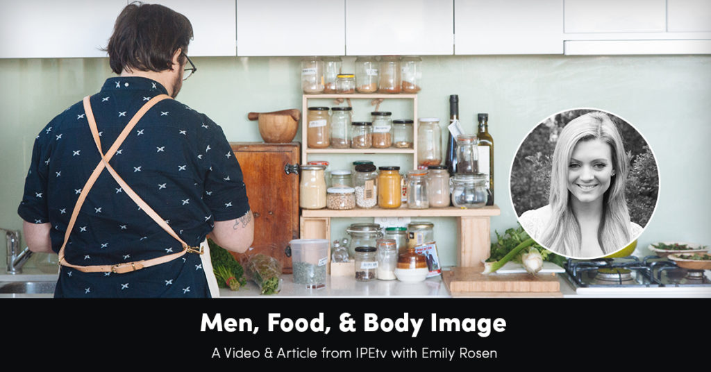 Men, Food and Body Image