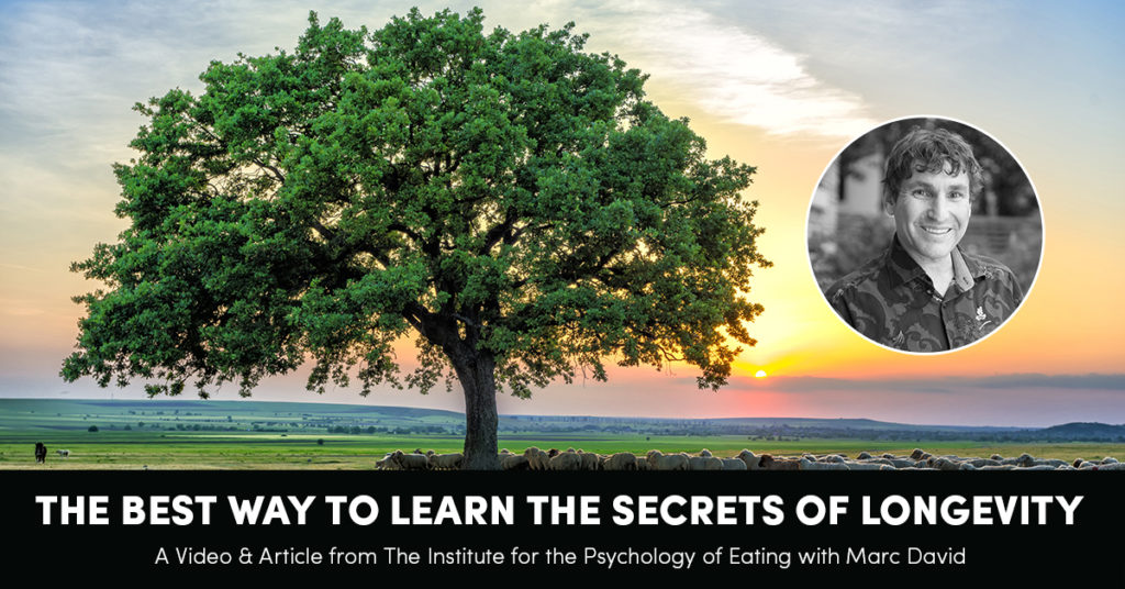 The Best Way To Learn The Secrets Of Longevity