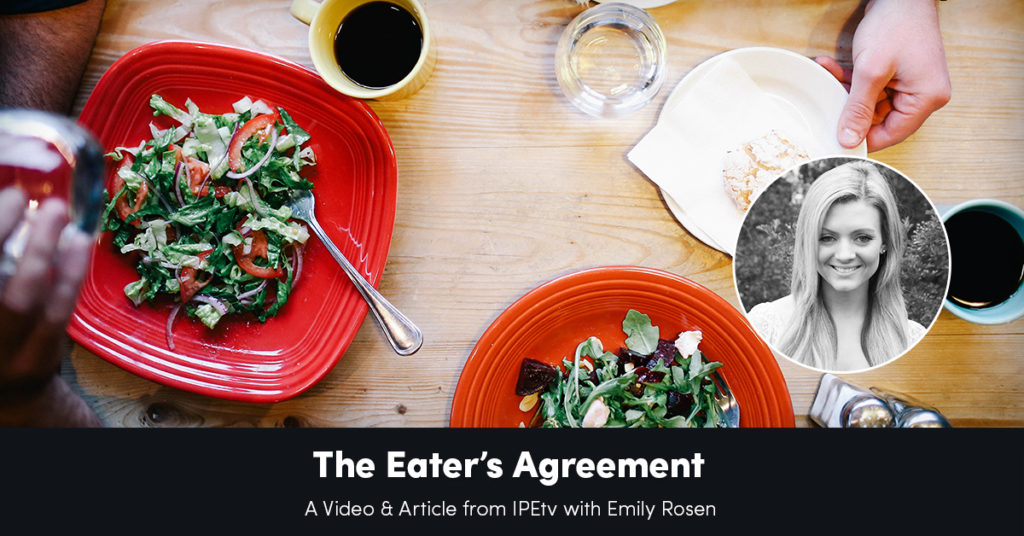 The Eater's Agreement