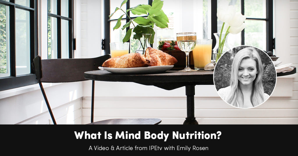What is Mind Body Nutrition